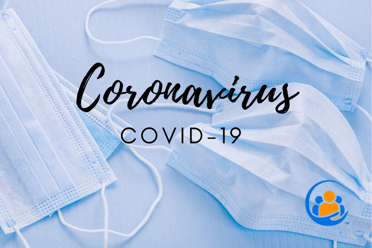 Masks are used to prevent spread COVID-19